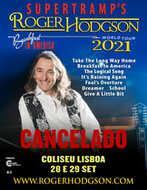 SUPERTRAMP'S   ROGER HODGSON   BREAKFAST IN AMERICA WORLD TOUR 2021